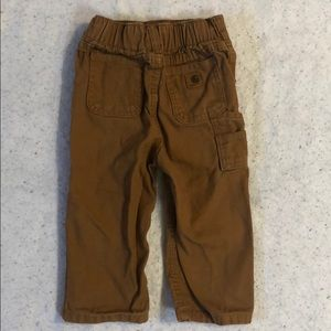 Carhartt Carpenter Utility Pants size 18 months